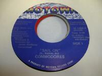 Soul 45 COMMODORES Sail On on Motown 2