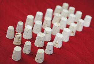 IH Farmall Cub & International Lo-Boy Implement Bolt Hole Cork Filler Plug Kit