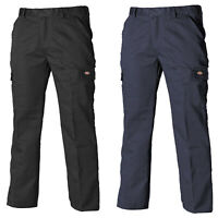 Dickies Mens Redhawk Chino Trousers Durable Industrial Cargo Work Pants WD803