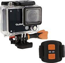 337685-rollei Actioncam 420 - WiFi Action Camera Risoluzione 4k e 2k Full HD