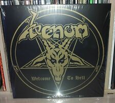 2 LP VENOM - WELCOME TO HELL