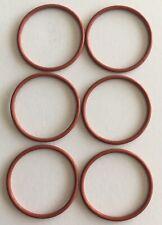Replacement Grip O Rings (RED) Fits Zeebaas Reel Knob (Not OEM)