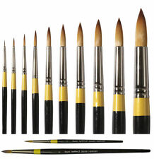 Daler-Rowney Acrylic Painting Round Art Brushes