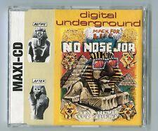 Digital Underground - 4-Track-cd-maxi NO NOSE JOB ©1992 # INT 825.938 - Hip Hop