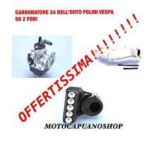 CARBURATORE 24 DELL'ORTO-POLINI VESPA 50 SPECIAL R ET3