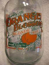Riverside Brewing Company-Orange Blossom Blonde Ale (half gallon jug) Craft Beer