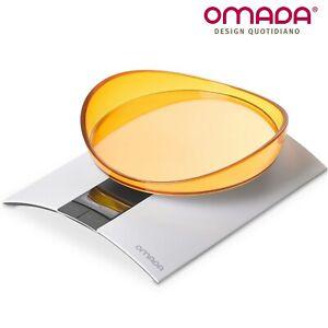 Bilancia da Cucina Digitale, Contenitore Rimovibile, Linea Trendy Omada Design