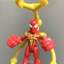 Playskool Marvel Super Hero Adventures Iron Spider-Man Power Up! w/ Robotic Legs