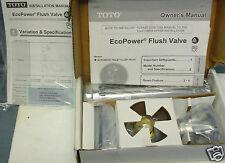 ECOPOWER FLUSH VALVE ASSY, TET1GN32, COMPLETE