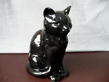 VINTAGE SYLVAC Black Cat