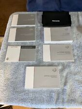 2019 Nissan Titan OEM Owner's Manual W/ Case- Used