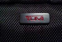 TUMI Clutch - Midnight Black