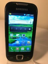 Samsung Galaxy 3 Apollo GT-I5800 - Deep Black (Unlocked) Smartphone Mobile