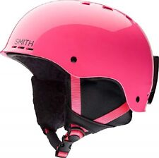 Smith Holt Jr. Ski / Snow Helmet + Goggle Combo, Pink, Youth Medium, Brand NEW!