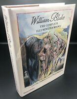 William Blake ~ The Complete Illuminated Books ~ Bindman Intro ~ 2000 ~ FINE
