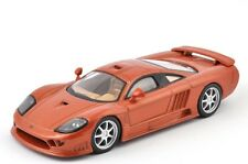 Modelcar DieCast 1/43 Agostini Saleen S7 cooper brown