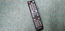 SAMSUNG TV REMOTE CONTROL AA59-00508A UE32D5520 UE32D5700  +gratis 2 neu Batteri