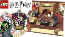 LEGO Harry Potter Gryffindor Common Room PDF INSTRUCTIONS!