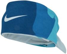 *GENUINE NIKE* - Swoosh Headband - Orange, Blue or Pink pattern - 100% Cotton -