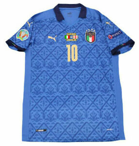 Maglia Italia Europei Euro 2020 2021 finale final London Londra 11 Luglio 2021