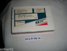 2001 D NORTH CAROLINA NC STATE QUARTER US MINT UNC BAG 100 BU COINS NIB # 2