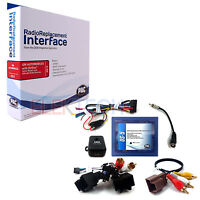 PAC OS-5 Radio Replacement Interface to Retain OnStar & Bose for GM Vehicles