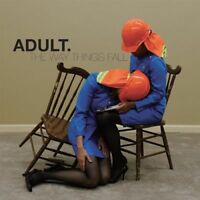 ADULT.-THE WAY THINGS FALL-IMPORT CD WITH JAPAN OBI F22