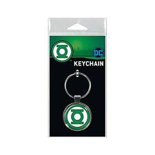 Green Lantern Symbol Keychain Green