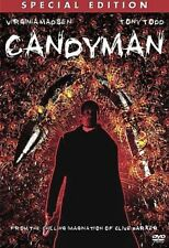 Candyman (DVD, 1998, Closed Caption Subtitled French) WS /FS Fast Shipping