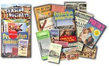 Seaside Holidays Memorabilia Pack, Dementia Activities Product