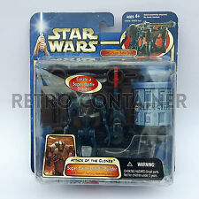 STAR WARS Kenner Hasbro Action Figure - SAGA - Super Battle Droid Builder