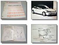 Werkstatthandbuch Mitsubishi Colt Lancer 1992 Technische Informationen CA CB