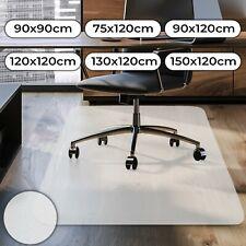 Bürostuhlunterlage Schutz Bodenschutzmatte Stuhlunterlage Unterlage Bodenmatte