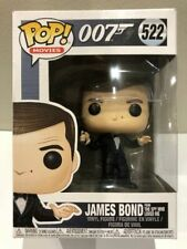 Funko Pop Movies 24701 James Bond Roger Moore Collectible Vinyl Figure 007