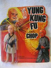 "MOC 1970s vintage Durham YUNG KUNG FU action figure 6"" doll martial arts ninja !"