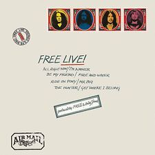 FREE FREE LIVE! CD ALBUM (Remastered 2016)