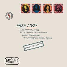 FREE FREE LIVE! CD ALBUM (Remastered 2016)