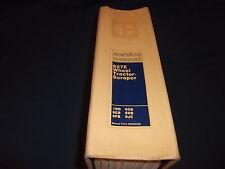 CAT CATERPILLAR 627E TRACTOR SCRAPER SERVICE SHOP REPAIR BOOK MANUAL 1RD 6EB 6FB