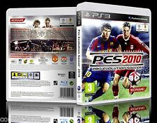 (PS3) Pro Evolution Soccer 2010 (PES 2K10) (G) (Football) Guaranteed, Tested