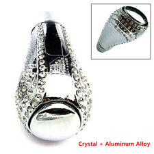 1PC Bling Bling Crystal Rhinestone Shift Knob For Most Car Shifter Height 10CM