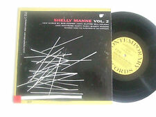 "SHELLY MANNE & HIS MEN Vol. 2 10"" Contemporary C 2511 (US 1954)"