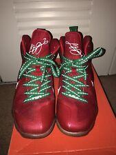 Christmas LeBron 9s size 5.5