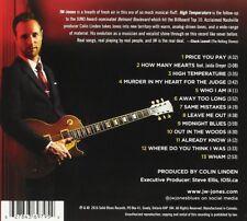 JW-JONES - HIGH TEMPERATURE   CD NEUF