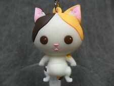 Purrfect Pets * Japanese Bobtail * Blind Bag Cat Figural Keychain Key Chain