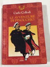Libro Le Avventure Di Pinocchio Di Carlo Collodi
