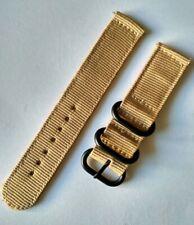 20 mm Nato watch Strap Correa Reloj Nylon Watchband Arena