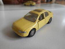 Siku Ford Mondeo Ghia in Yellow