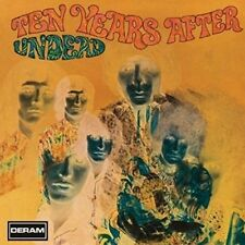 Undead - 2 DISC SET - Ten Years After (2015, CD NEUF)