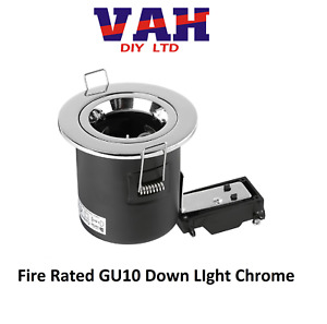 Fire Rated   GU10 Ceiling Spot  Downlights