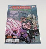 Mrs. Deadpool & Howling Commandos Secret Wars # 3 NM 9.2 or better